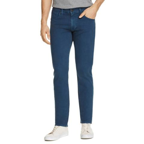 J Brand Strong Blue Tyler Slim Fit Jeans