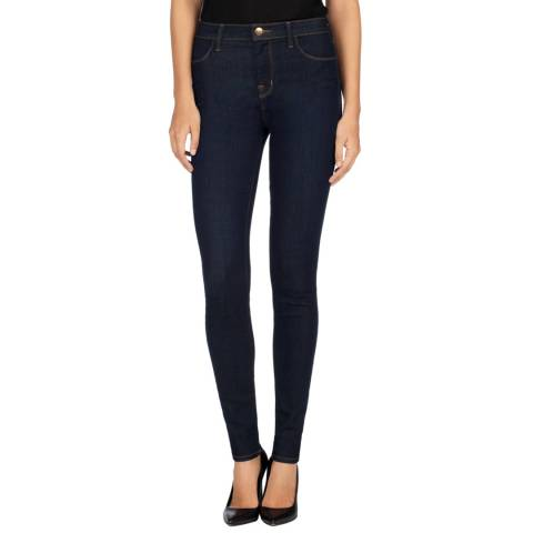 J Brand After Dark 811 Mid Rise Skinny Stretch Jeans