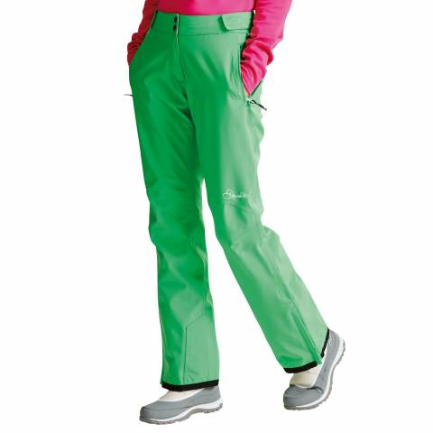 Dare2B Women's Green Stand For Snow II Trousers