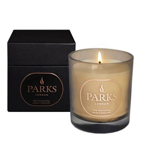 Parks London Brown Moods Special Edition One Wick Candle Parks