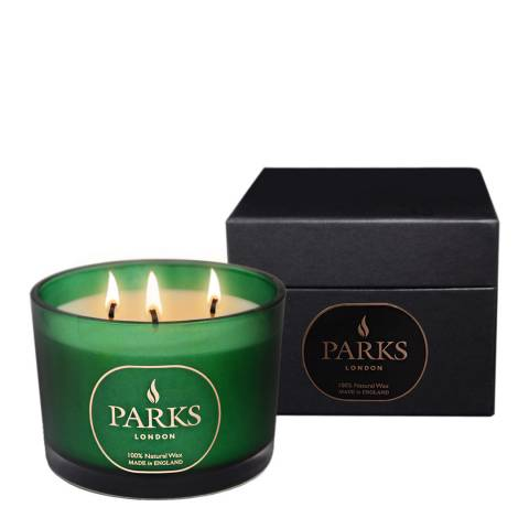 Parks London Green Moods Special Edition Three Wick Candle