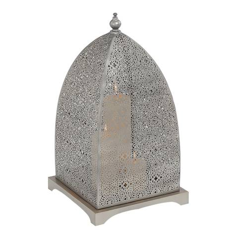 LOMBOK Small Moorish Iron Windlight