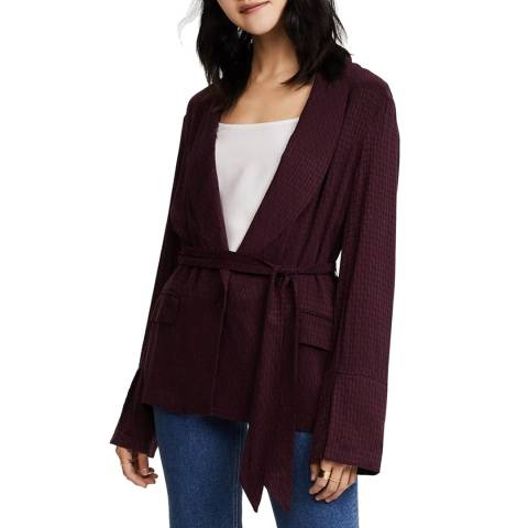 Free People Wine Bonnie Blazer