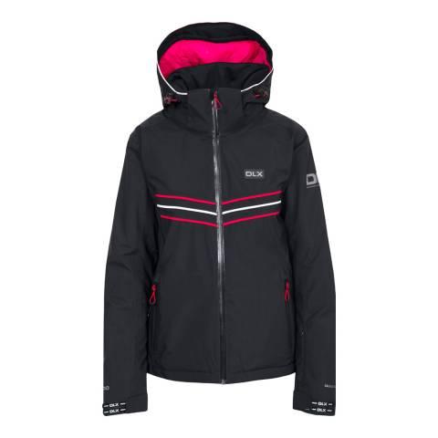 DLX Black Hildy Ski Jacket