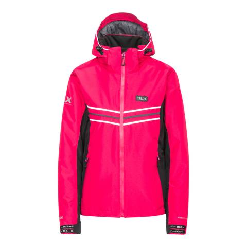 DLX Raspberry Red Hildy Ski Jacket
