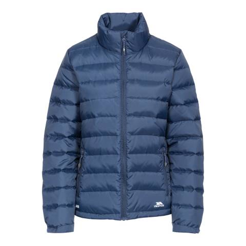 Trespass Women's Blue Letty Down Jacket