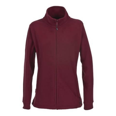 Trespass Red Boyero Fleece Jacket