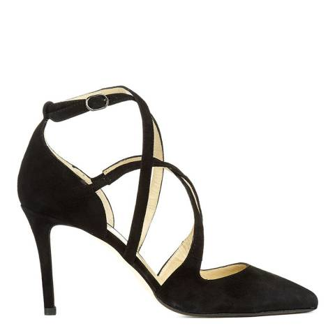Hobbs London Black Jodie Court Shoes