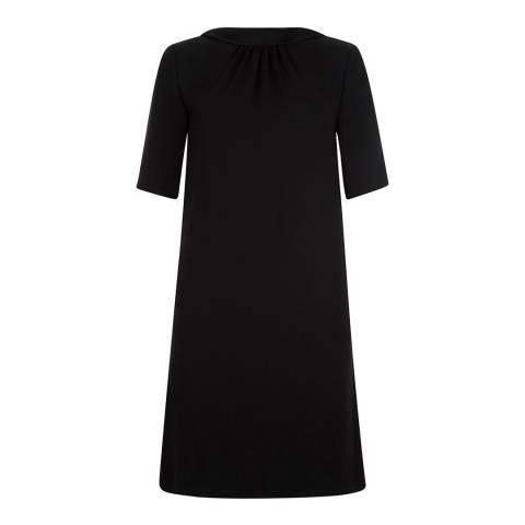 Hobbs London Black Back Detail Janine Dress