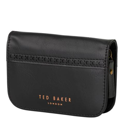 Ted Baker Black Brogue Manicure Set