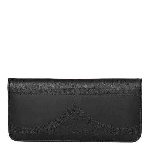 Ted Baker Black Brogue Pencil Case