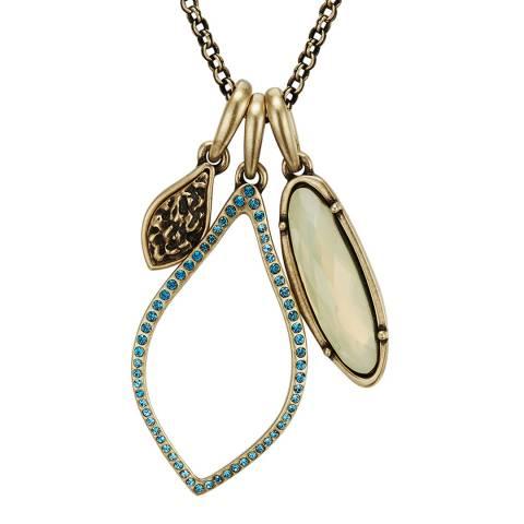 Lilly & Chloe Rose Gold Swarovski Elements Necklace