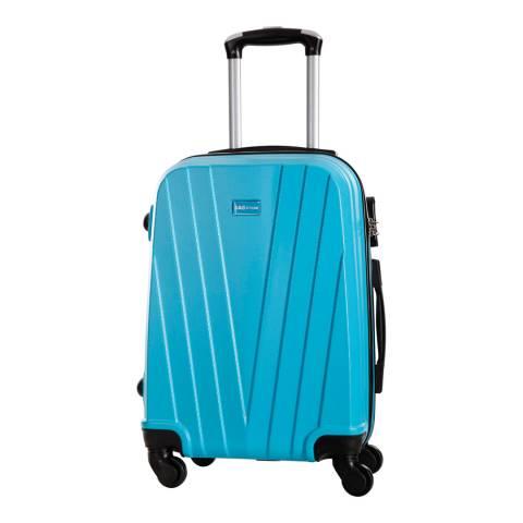 Bagstone Blue Spinner Mystic Suitcase 70cm