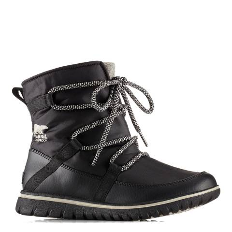 Sorel Black Cozy Explorer