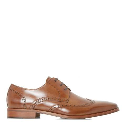 Dune Tan Brown Leather Pembrook Gibson