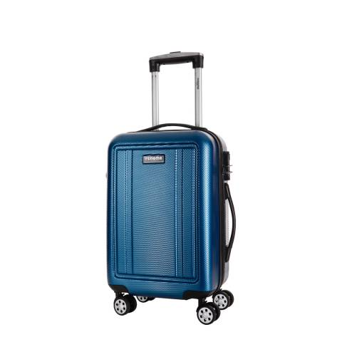Renoma Blue Newman Spinner Suitcase 46cm