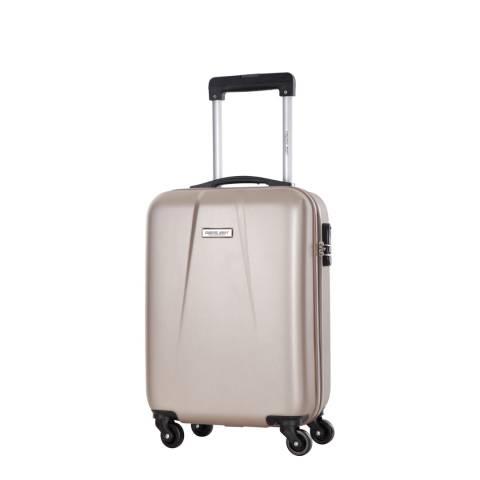 Travel One Beige Creek Spinner Suitcase 46cm