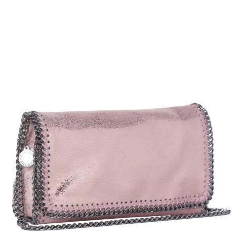 Stella McCartney Copper Rose Falabella Crossbody Bag