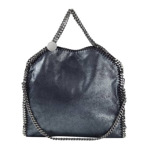 Stella McCartney Navy Falabella Tote Bag