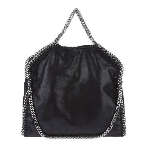 Stella McCartney Black Large Falabella Tote Bag