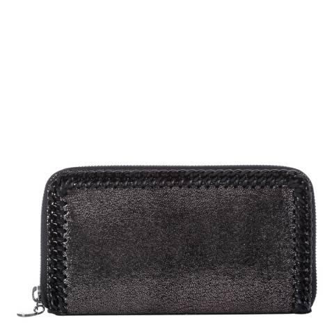 Stella McCartney Ruthenium Falabella Continental Wallet