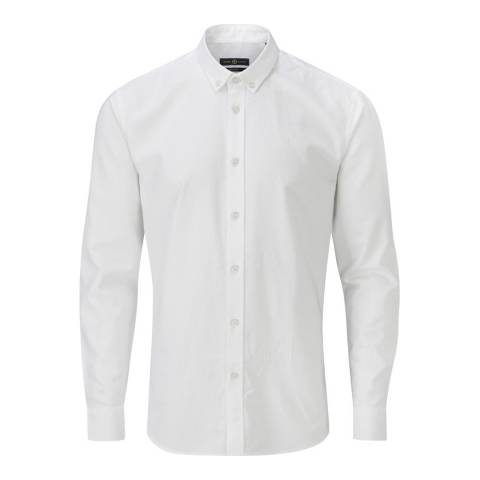 Henri Lloyd Bright White Henri Club Regular Shirt