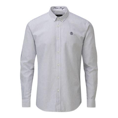 Henri Lloyd Navy Blue Howard Club Regular Shirt