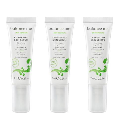 Balance Me Congested Skin Serum 7ml Trio