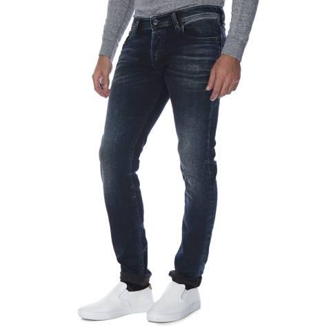 Diesel Deep Indigo Sleenker Stretch Slim Fit Jeans