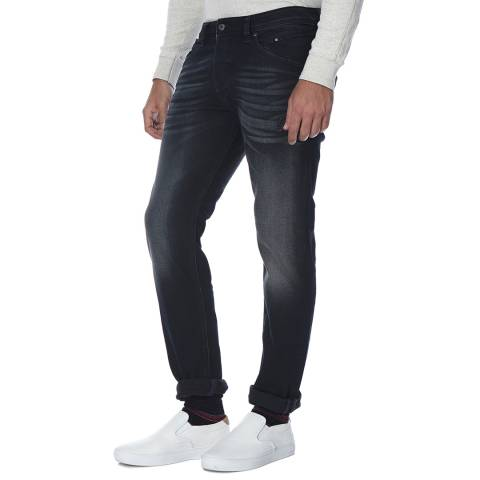 Diesel Midnight Belther Stretch Slim Fit Jeans