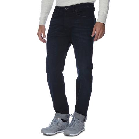 Diesel Navy Buster Stretch Slim Fit Jeans