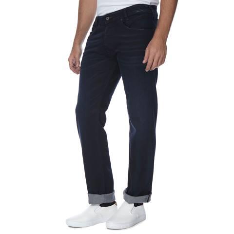 Diesel Navy Iakop Stretch Slim Fit Jeans