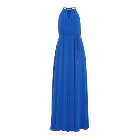 Ted Baker Blue Ariele Maxi Dress