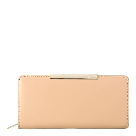 Ted Baker Taupe Leather Bar Matinee