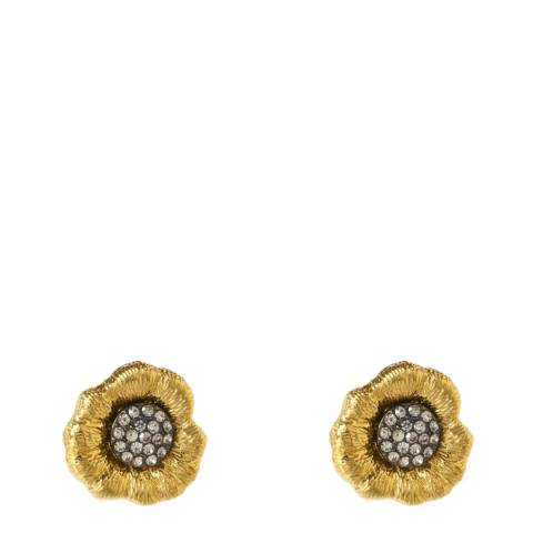 Amrita Singh Gold St. Natalia Brass Earrings