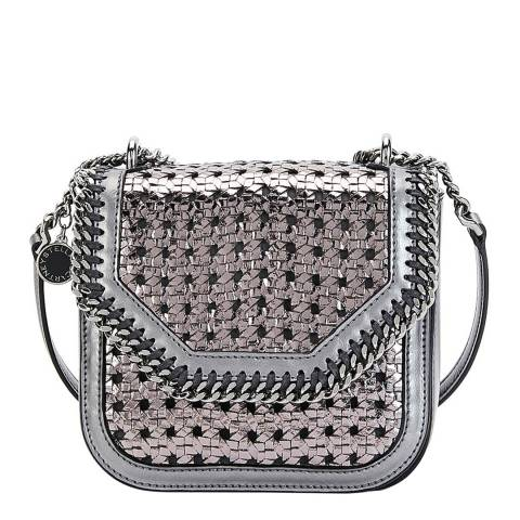 Stella McCartney Silver Falabella Box Bag