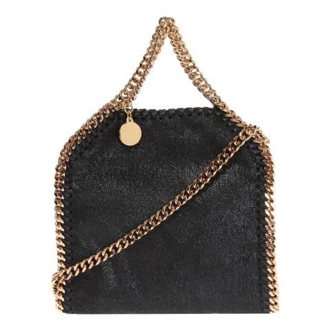 Stella McCartney Black Tiny Falabella Tote Bag