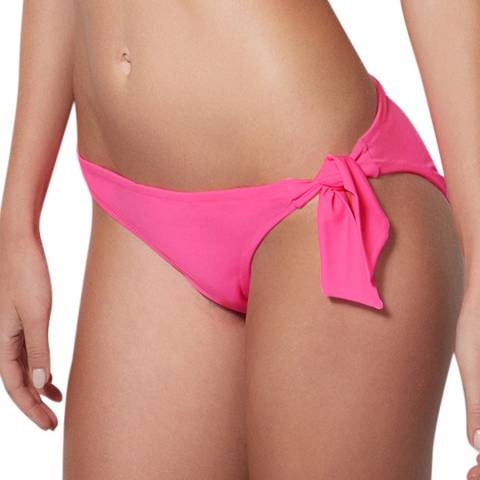 Boux Avenue Pink Mix Caracus Plain Tie Side Briefs