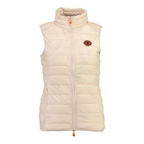 Geographical Norway Pink Vaynight Gilet