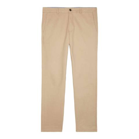Jaeger Beige Regular Chinos
