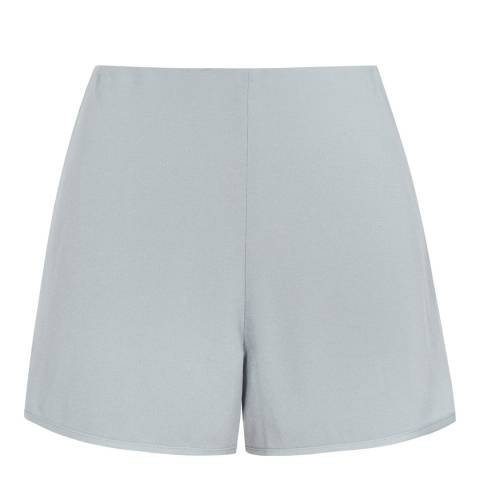 Reiss Silver Blina Day To Eve Shorts
