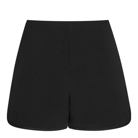 Reiss Black Blina Day To Eve Shorts