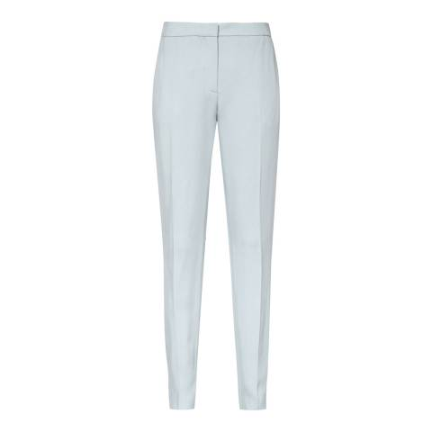 Reiss Chantilly Blue Reale Relaxed Trousers
