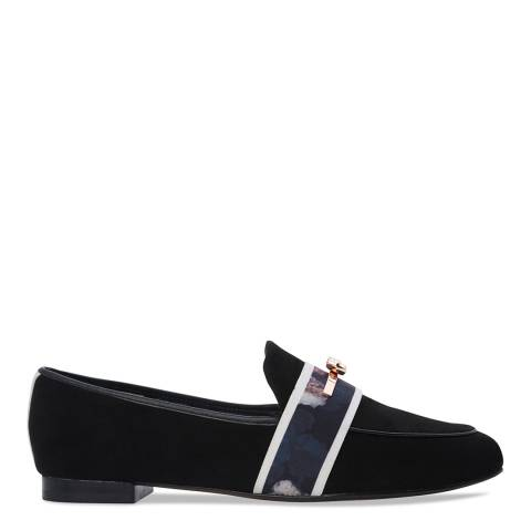 Ted Baker Black Suede Elinea Loafers
