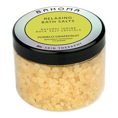Bahoma Pomelo Grapefruit Bath Salt 550g