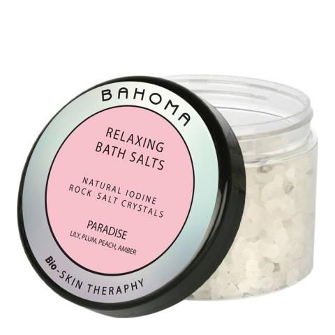 Bahoma Paradise Bath Salt 550g