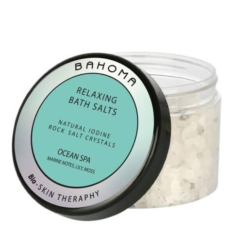 Bahoma Bath salt 550g Ocean Spa