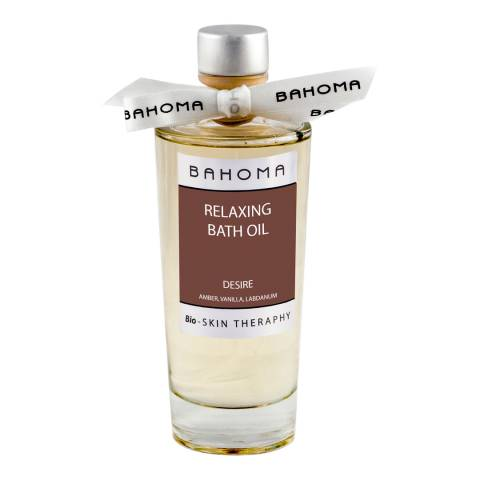 Bahoma Desire Bath Oil 200ml