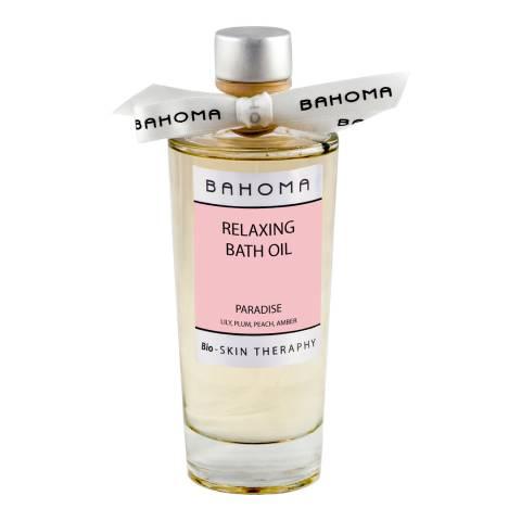 Bahoma Paradise Bath Oil 200ml