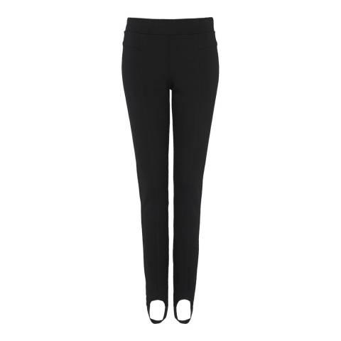 NYDJ Black Stir-up Skinny Leggings